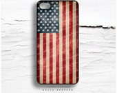 iPhone 6S Case, iPhone 6S Plus Case American Flag, iPhone 5s Case Flag, iPhone 6 Case, Geometric iPhone Case, Vintage Flag iPhone Cover R9
