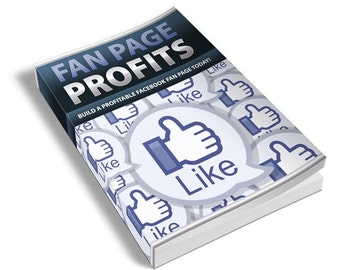 Facebook fan page profits must have to do any business on internet pdf ebook