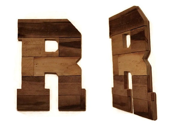 wood letters rustic wedding reclaimed wood letters rustic home decor pallet letters