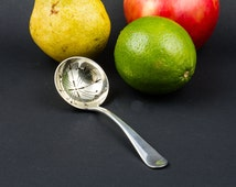 Mappin and Webb Silver Plate Berry Spoon