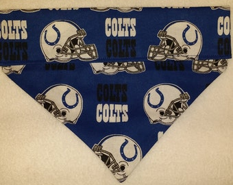 Indianapolis Colts Dog Bandana!!