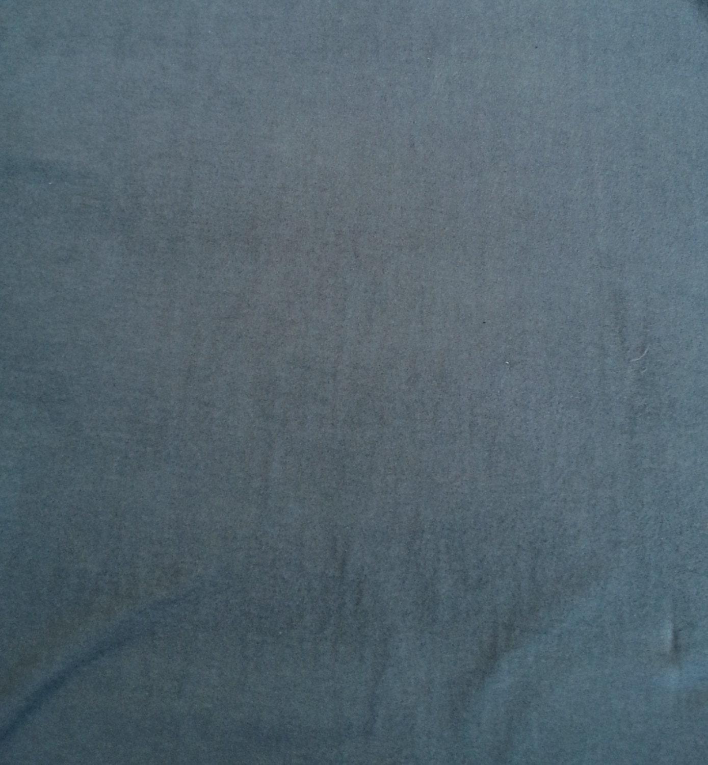cotton fleece fabric by the yard charcoal gray 12 14 by koshtex. Black Bedroom Furniture Sets. Home Design Ideas