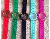 Silicone Watch Set