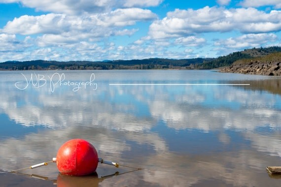 Buoy on a Lake - Select A SIze