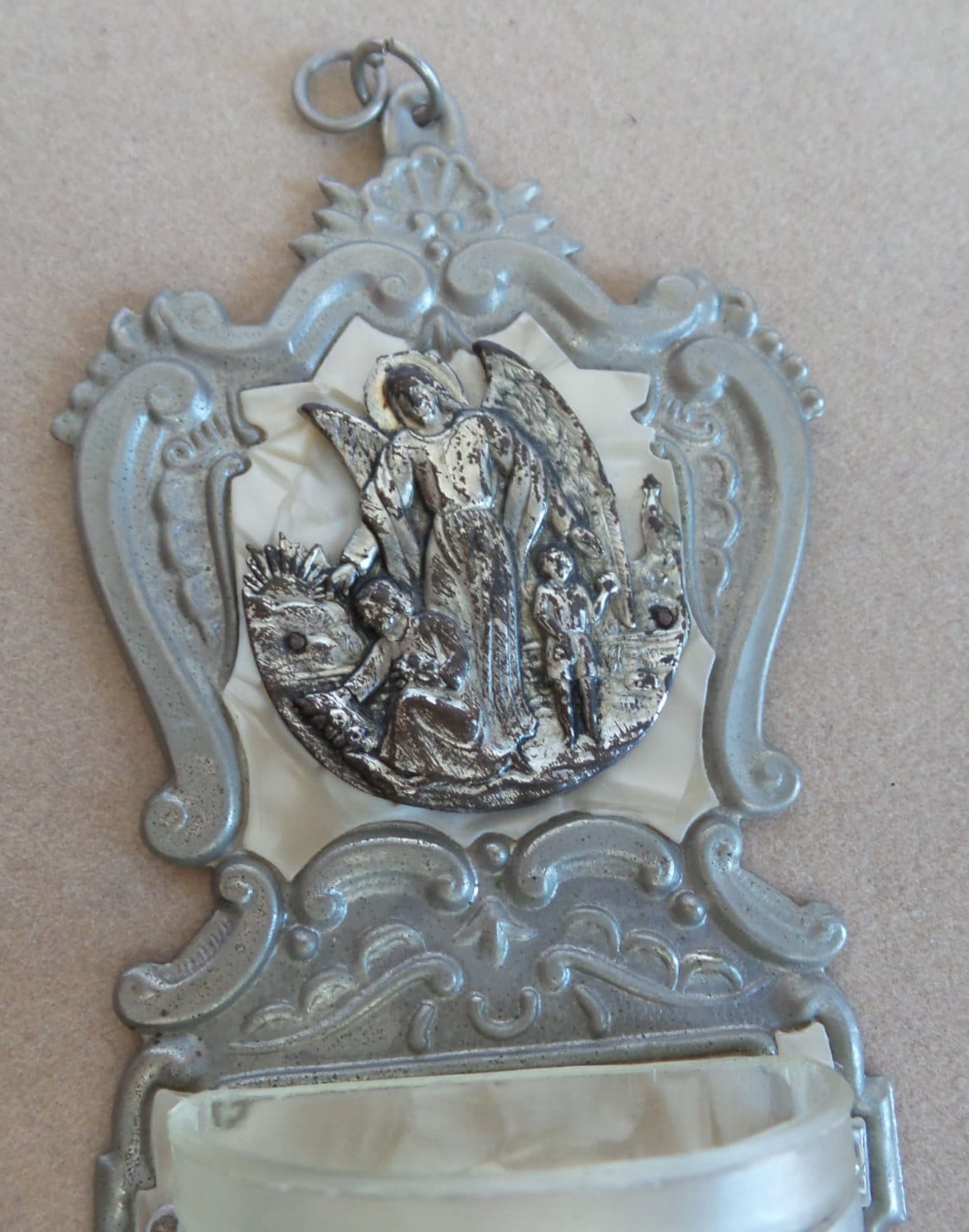 Vintage Holy Water Font 41