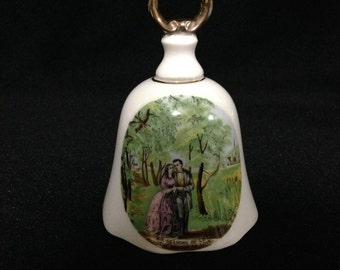 "Vintage 1979 ""4 Seasons of Life"" Bell by Currier & Ives Limited Edition (LDT4)"