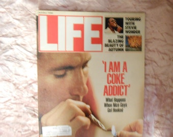 Life Magazine, October 1986