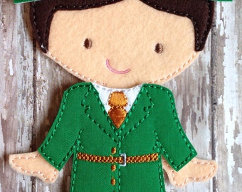 NEW Flat Dolls For Mailing, School projects, Flat Stanley Doll,