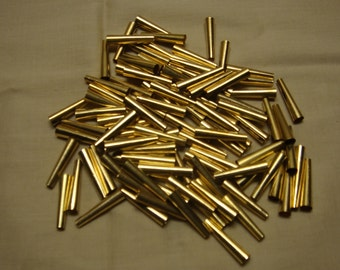 "50 Brass cones 1"" size"