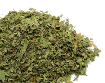 1-6oz Dried Peppermint Leaves, Organic super Fragrant, Great Taste Profile // USA GROWN Mint Tea Loose Kitchen Herb 1 2 3 4 5 6 oz Cup