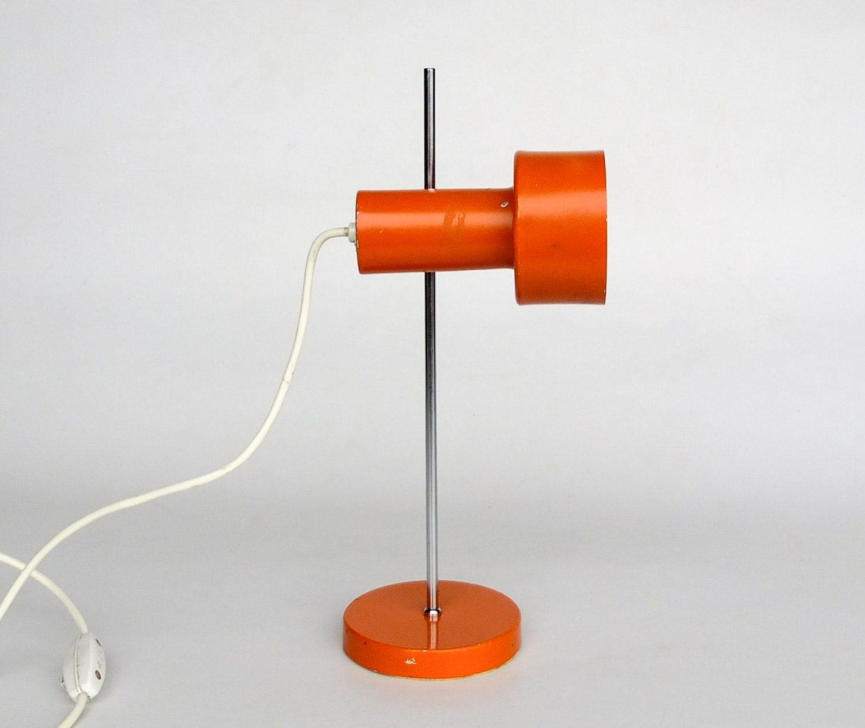 mid century modern adjustable desk table lamp verner. Black Bedroom Furniture Sets. Home Design Ideas