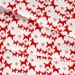 Horse Print fabric - half meter - 100% Baby Safe Cotton - red on white - quilting patchwork craft bunting doll toy making decoration