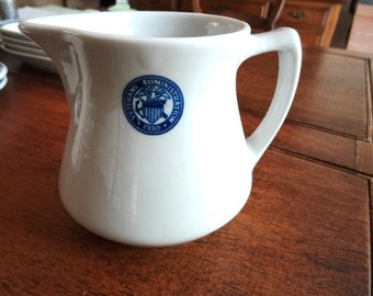 Veterams Administration Large Pitcher