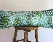 Spiral Succulent Cluster Pillow