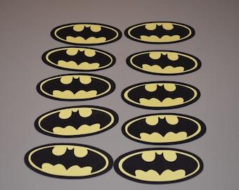 Batman inspired tags