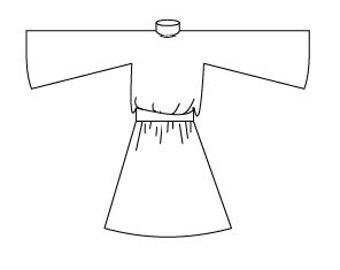 princess leia costume etsy fr. Black Bedroom Furniture Sets. Home Design Ideas