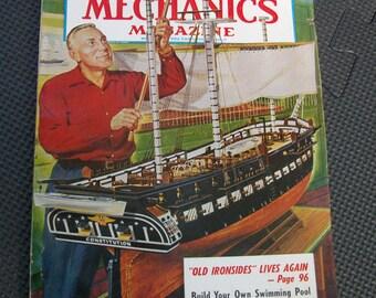 Vintage Popular Mechanics Magazine – March 1957