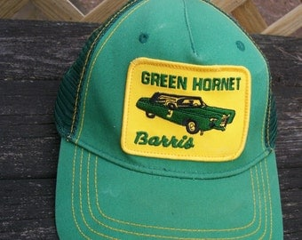 Green Hornet Barris Ball Cap