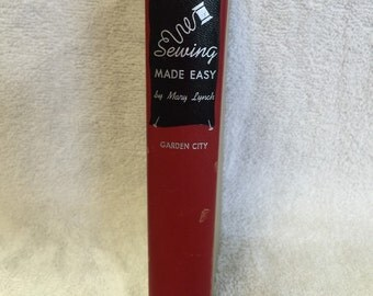 Sewing Made Easy Book