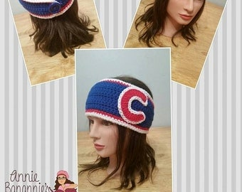 Chicago Cubs Headwarmer