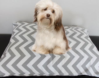 Designer DOG or CAT BED. Machine Washable. Any Print in my Shop!!! Durable Home Decor Fabric.
