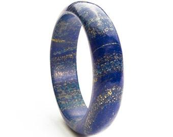 Natural Colour Lapis Lazuli Bracelet