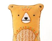 Bear - Embroidery Kit