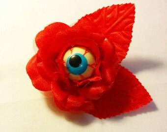 Eyeball Flower