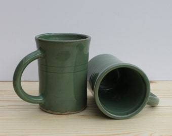 Green Celadon Mug Set- Small