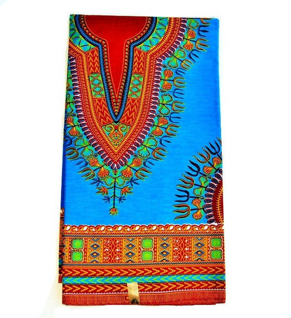 African Print Fabric The African, or Ankara, print designs often portray symbolic elements of African culture and landscapes. These fabrics are perfect for audaciously vibrant .