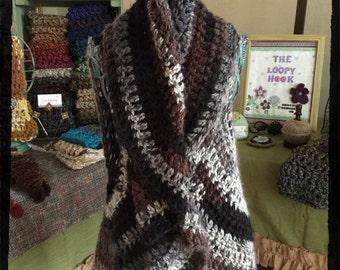 Handmade Crochet Vest X-Small/Small