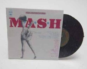 Record Album M*A*S*H Soundtrack - dollhouse miniature 1:12 scale