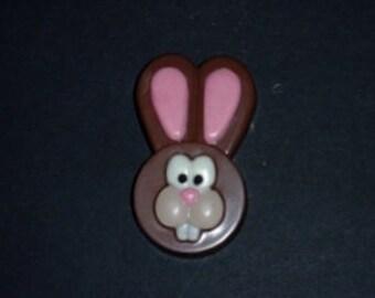 Chocolate Covered  Bunny Oreo Cookies -