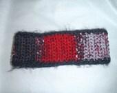 Multi Red Tones Headband