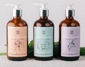 PICK THREE - Liquid Goat's Milk Soap