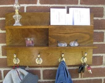 Coat Rack and Organizer