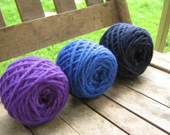 Lanaset Dyes for Wool and Silk, Acid Dyes - Blue, Navy, Violet
