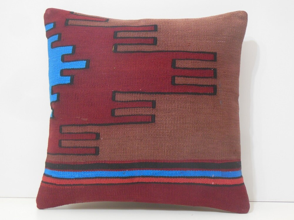 Decorative Pillows Covers 18x18 : modern pillow cover 18x18 DECOLIC decorative pillow for couch