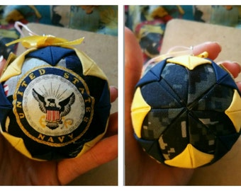 United States Navy Ornament