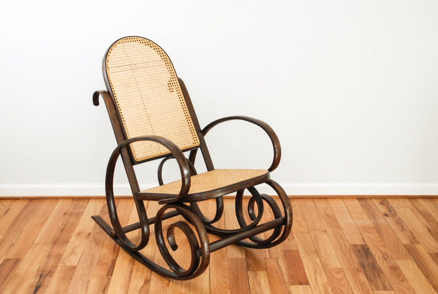 Rocking Chair Wood Rocker Bentwood Rocking Chair Cane Inspirational Cane  Rocking Chair