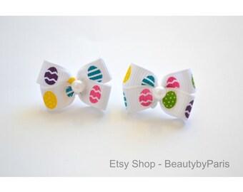 Easter Pigtails