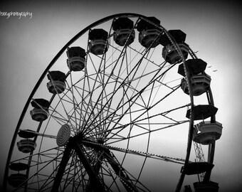 Daytona Boardwalk Photographic Print