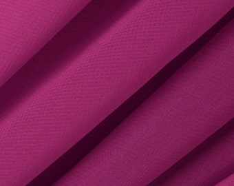 Chiffon Plum Fabric – Sold By The Yard 3010