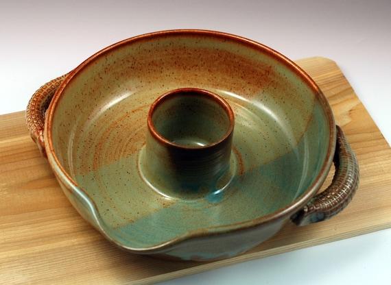 Ceramic Stoneware Baking : Pottery chicken roaster ceramic baker beer can