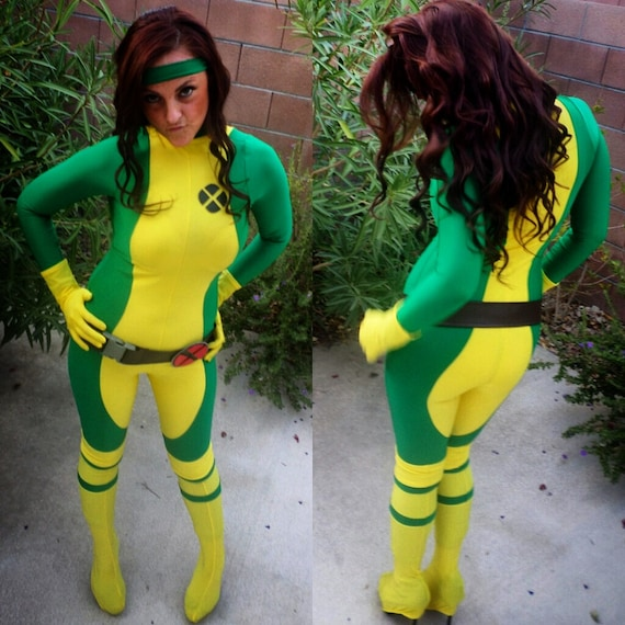 X Men Rogue Costumes