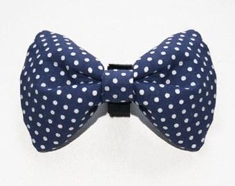 Alex Dog Bow Tie, Pet Bow Tie, Bowtie, Collar Attachment