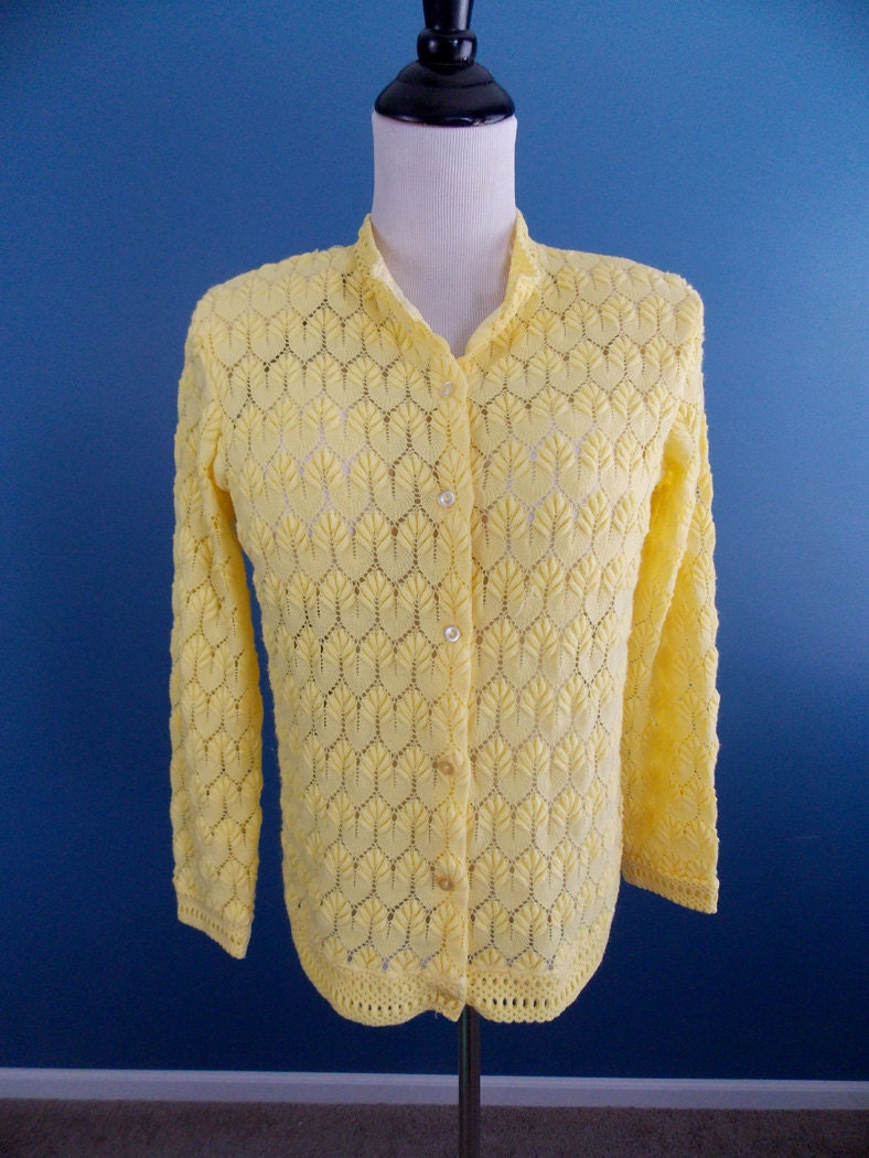 Cardigan stores clothing bright yellow women for