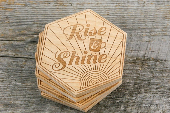 how to finish engraved wood