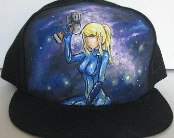 Zero Suit Samus Cap