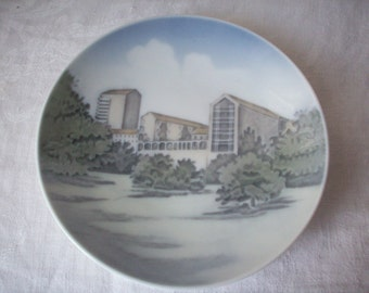 Royal Copenhagen Mini Plate, Aarhus University